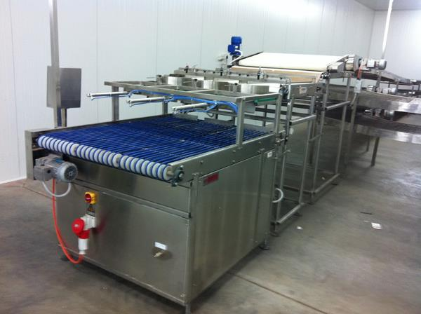 Suit turkish dough running hydraulic lift